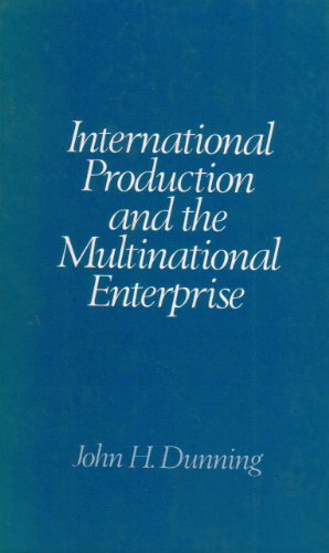 9780043303191: International Production and the Multinational Enterprise