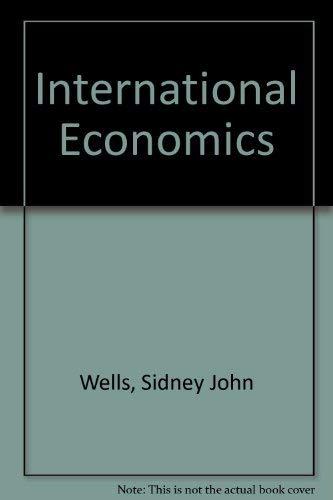9780043303498: International Economics
