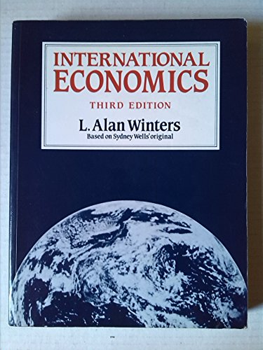 9780043303504: International Economics