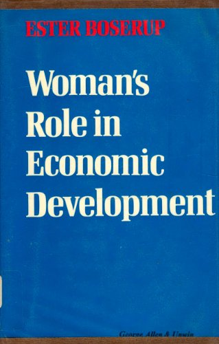 9780043310427: Woman's Role in Economic Development