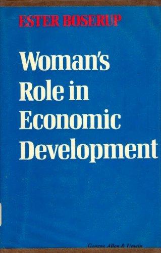 9780043310427: Woman's Role in Economic Development