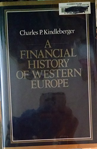 9780043320884: Financial History of Western Europe