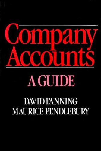 9780043320921: Company Accounts: A Guide