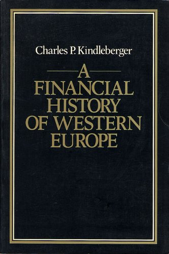 9780043321058: A Financial History of Western Europe