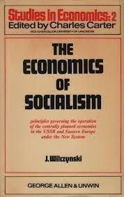 9780043350287: Economics of Socialism (Studies in economics)