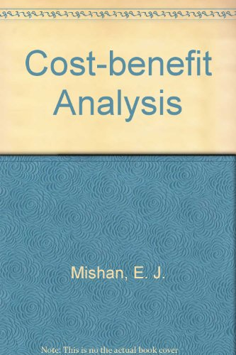 9780043380437: Cost-benefit Analysis