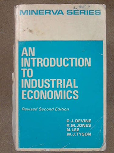 9780043380819: Introduction to Industrial Economics (Minerva)