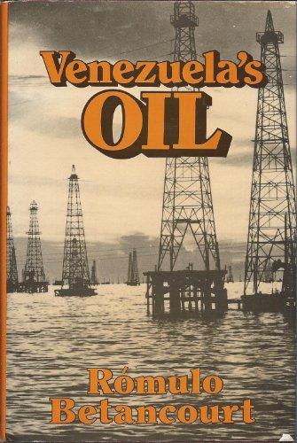 9780043380833: Venezuela's Oil