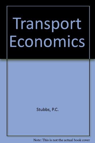 9780043380888: Transport Economics (Studies in economics ; 15)
