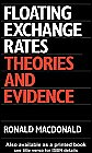 9780043381359: Floating Exchange Rates: Theories and Evidence