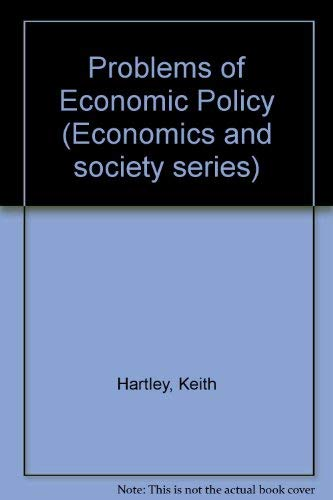 9780043390085: Problems of Economic Policy (Economics and society series ; 3)