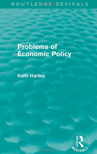 9780043390092: Problems of Economic Policy (Economics and society series ; 3)