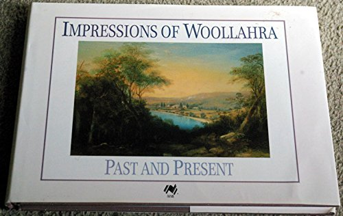 9780043510711: Impressions of Woollahra: Past and Present