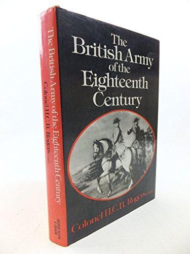 9780043550113: British Army of the Eighteenth Century