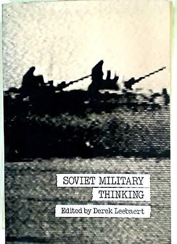 9780043550168: Soviet Military Thinking