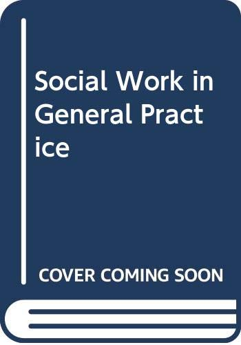 9780043600252: Social Work in General Practice (National Institute social services library)