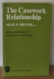 9780043610022: Casework Relationship Pb