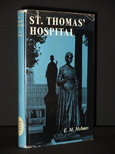 9780043620021: St.Thomas' Hospital
