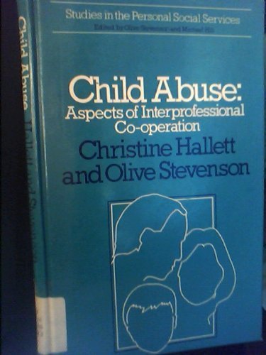 9780043620274: Child Abuse (Studies in the personal social services)