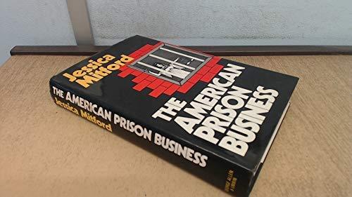 9780043640104: American Prison Business