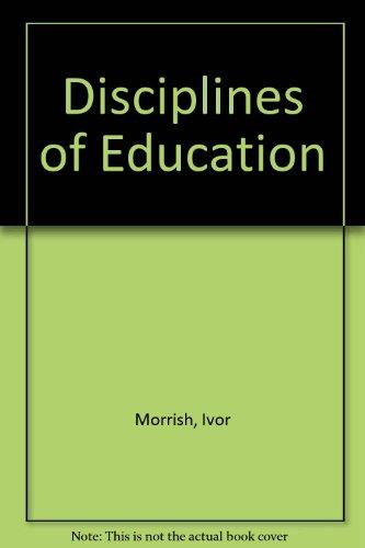 9780043700099: Disciplines of Education