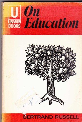 9780043700150: On Education (U.Books)