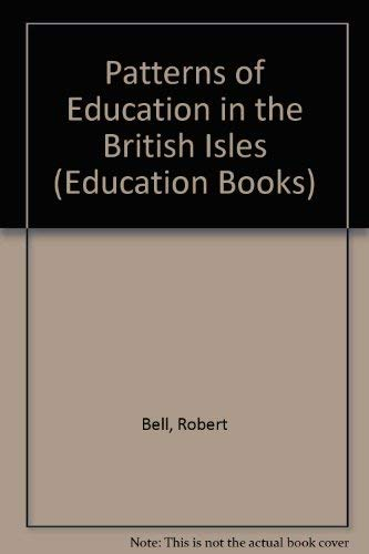 9780043700839: Patterns of Education in the British Isles (Education Books)
