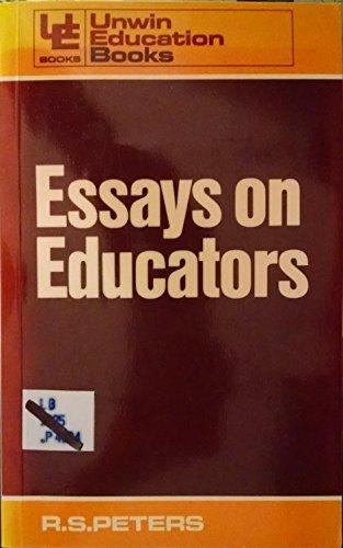 9780043701034: Essays on Educators (Education Books)