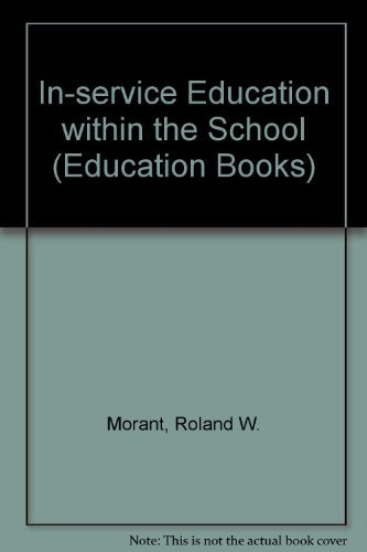 9780043701119: In-service Education within the School (Education Books)