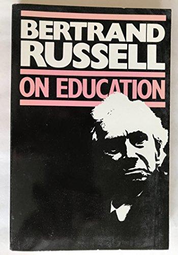 9780043701553: On Education