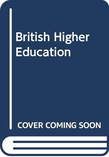 9780043701706: British Higher Education