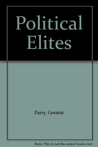 9780043710159: Political Elites