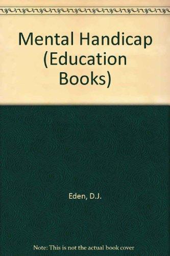 9780043710425: Mental Handicap (Education Books)