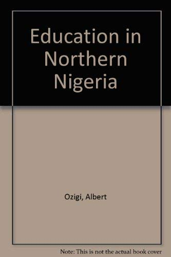 Education in Northern Nigeria