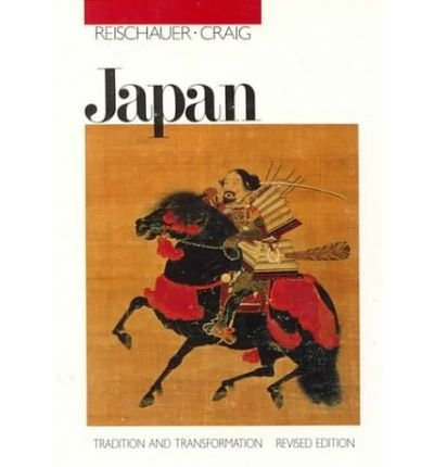 9780043740071: Japan: Tradition and Transformation
