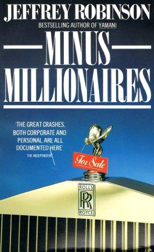 9780043800263: Minus Millionaires
