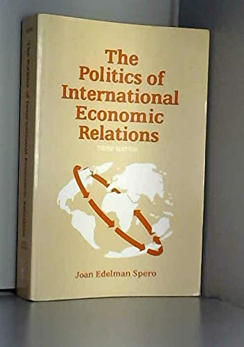 9780043820445: The Politics of International Economic Relations: Third Edition (AUTHOR SIGNED)