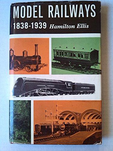 9780043850138: Model Railways, 1838-1939
