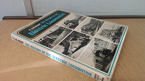 9780043850428: History of the Electric Locomotive