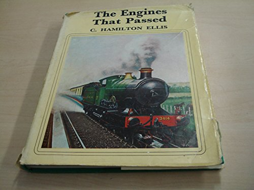9780043850442: Engines That Passed