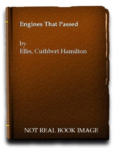 9780043850442: Engines That Passed (Reprints of economic classics)