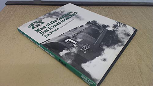 9780043850787: Man of the Southern (Steam past)