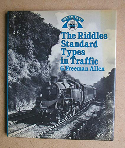 9780043850923: Riddles Standard Types in Traffic (Steam Past)