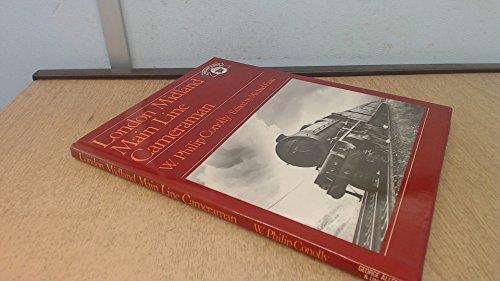 9780043850992: London Midland Main Line Cameraman (Steam Past)