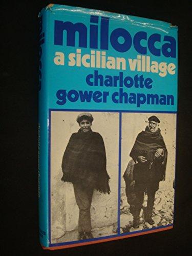 9780043900031: Milocca: A Sicilian Village