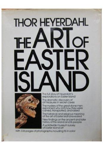 9780043900055: Art of Easter Island
