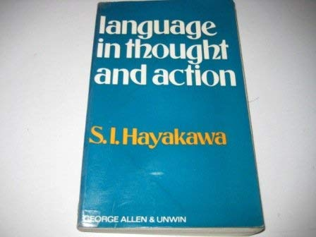 9780044000068: Language in Thought and Action