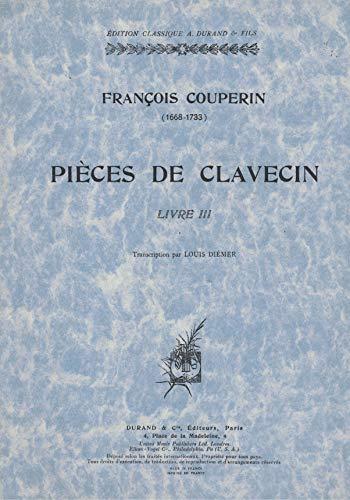 9780044002161: Pieces De Clavecin 2