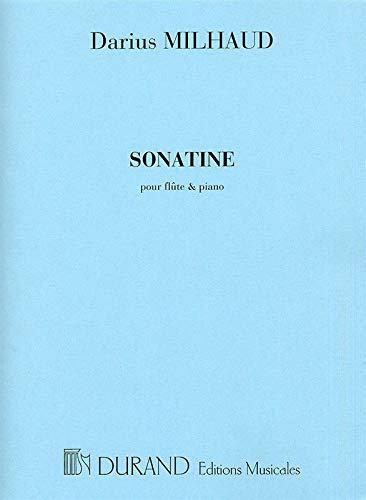 9780044045502: SONATINE FLUTE/PIANO