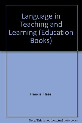9780044070030: Language in Teaching and Learning (Education Books)